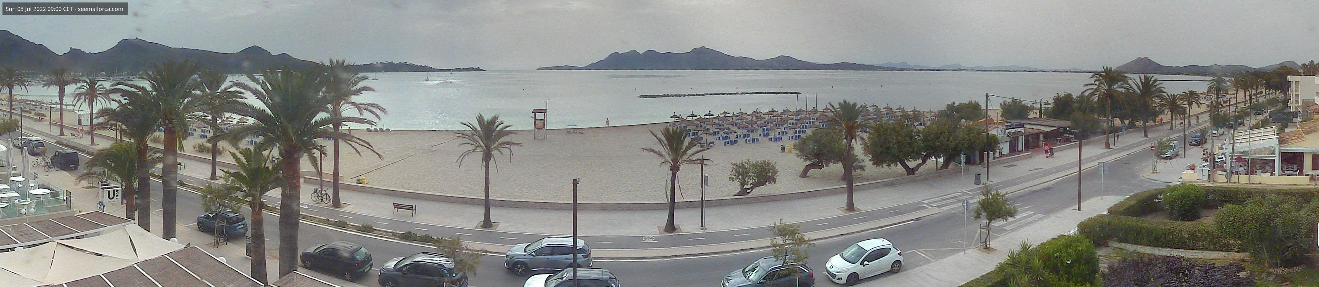 Webcam Mallorca - Port de Pollenca